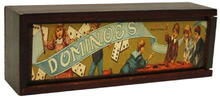 Dominoes - Vintage Set